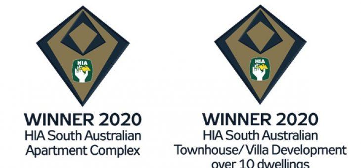 HIA Award Winners 2020